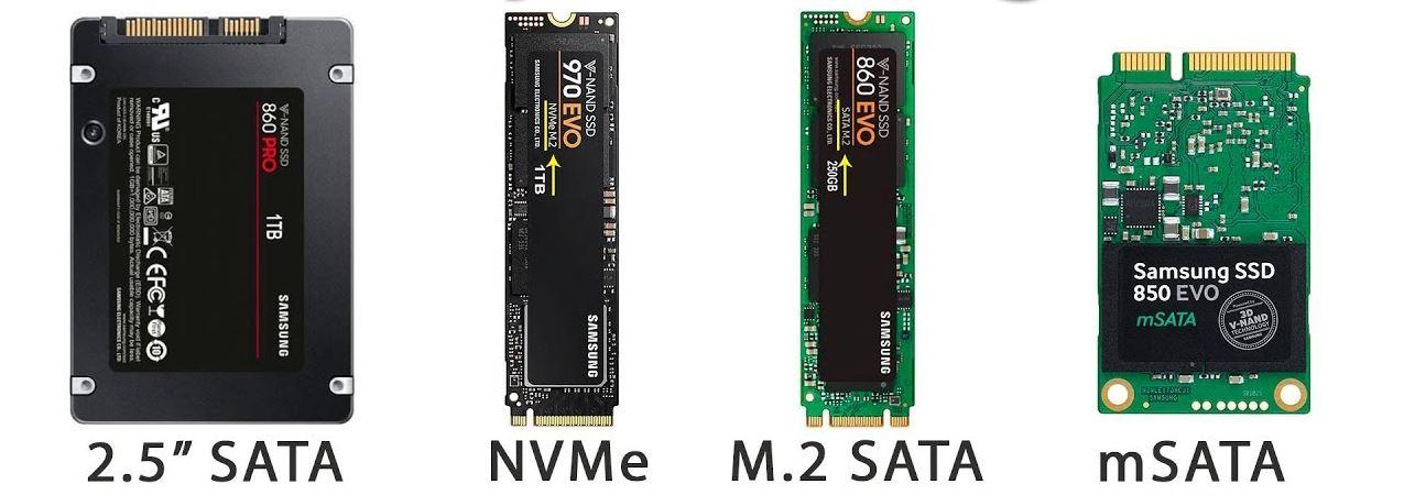 Ingin beralih dari Hardisk ke SSD? Yuk kenali dulu tipe SSD biar tidak salah – SatukanIndonesia.com