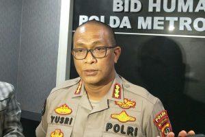 Kabid Humas Polda Metro Jaya, Kombes Pol Yusri Yunus (Foto: KOMPAS.com)